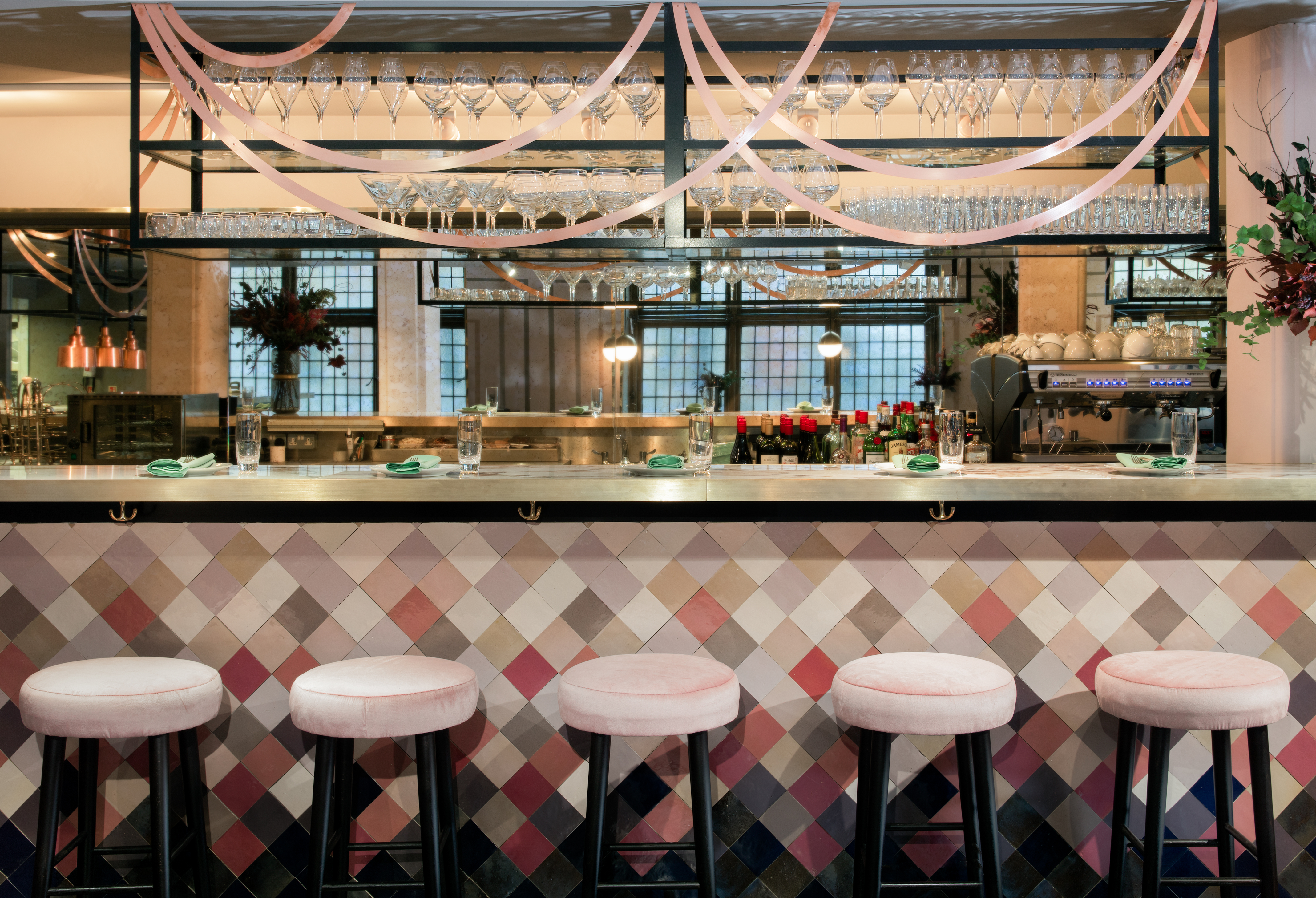 17700a13ca Liberty London's new restaurant, Arthur's, is inspired by the Arts ...
