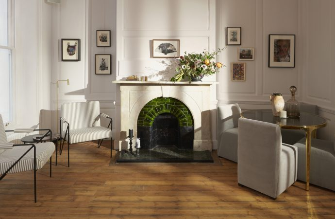 NO.12 design The AllBright, London's Female-only members' club