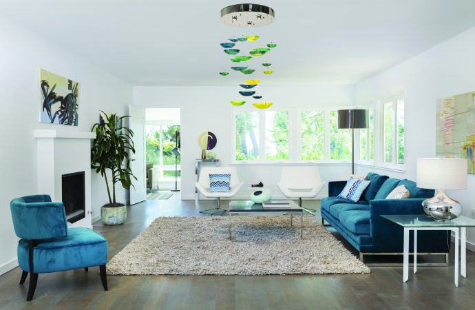 Spectacular chandeliers from British designer, Jo Downs