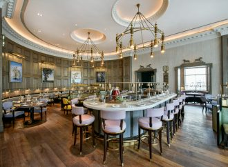 David Collins Studio returns to redesign The Roux at The Landau