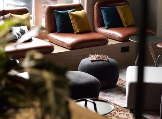 JOI-Design creates hotel space where lifestyles converge at the Moxy Berlin