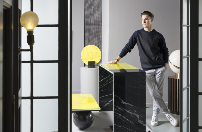Lee Broom launches LENS FLAIR at NYCxDESIGN