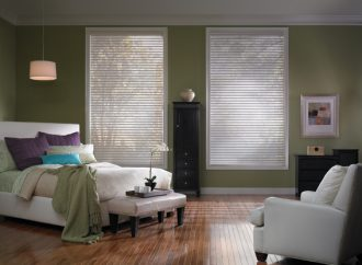 Crestron introduces Horizontal Sheers for natural lighting control