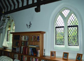 Renewed history at The Priory