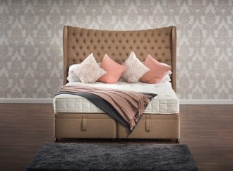 Decorex Preview: Hypnos Contract Beds