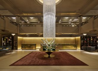 Hotel Café Royal opens new lobby designed by Piero Lissoni