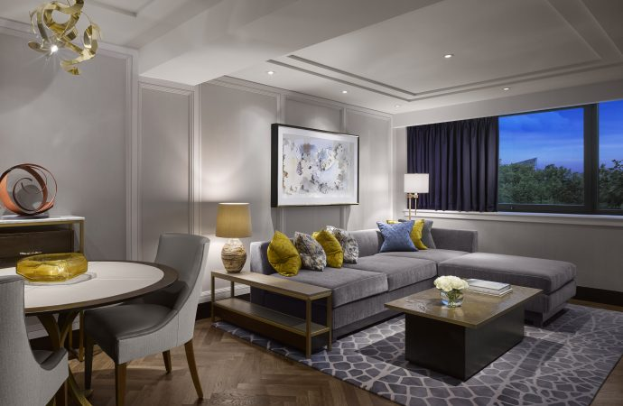 RPW Design unveils new Capital Suite at InterContinental London Park Lane