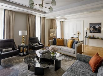 Richmond International unveil interiors at luxury residences at Four Seasons Hotel London