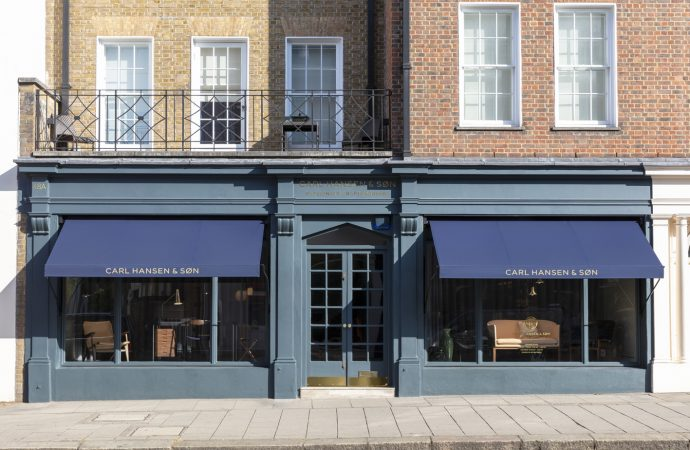 Carl Hansen & Son opens new London flagship store in Pimlico