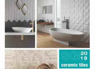 The essential architect's guide to ceramic tile and stone is published