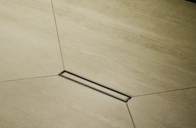 New shower channels revealed by Dallmer