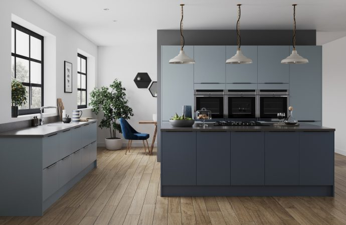 Trend Kitchens offers even more choice with new designer finishes