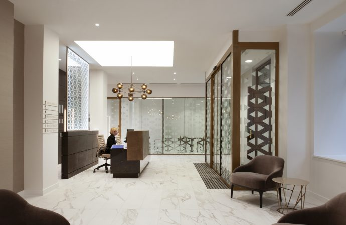 Resonate Interiors designs Bank of Beirut London location
