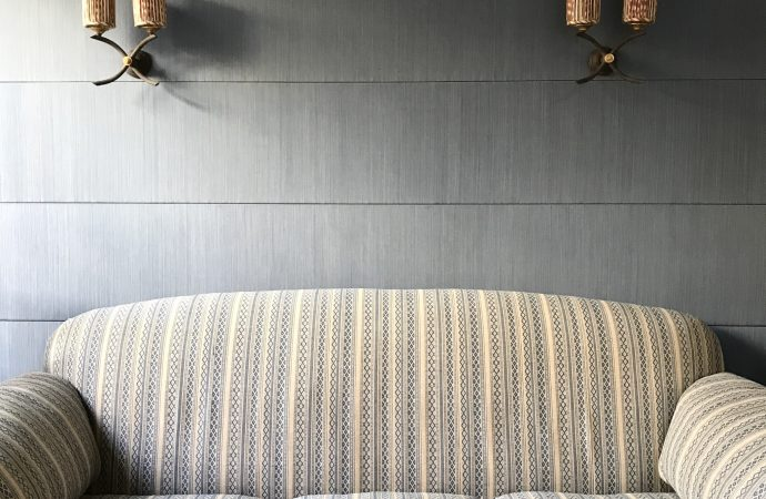 Woven English weave by John Boyd textiles