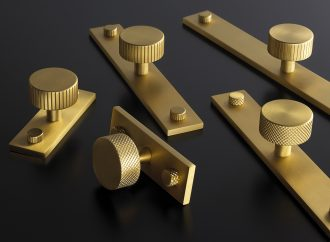 Luxury cabinet fittings