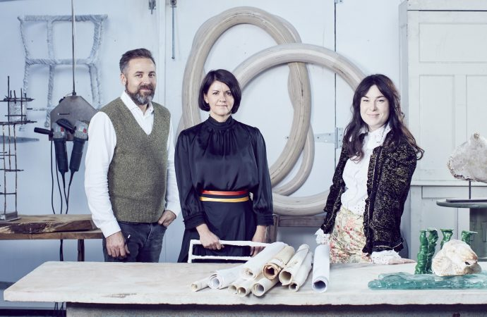 Cox London and Rachel Chudley collaborate for Collect 2020