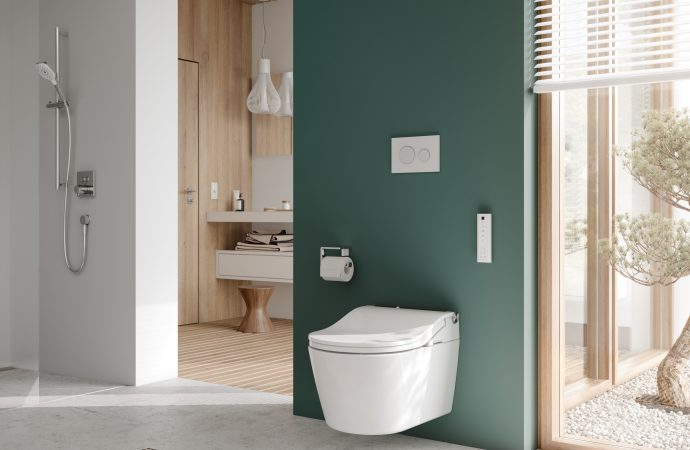 The new WASHLET™ RW from TOTO
