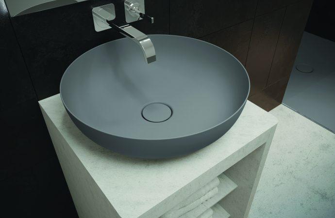 Kaldewei presents the new Miena washbasin