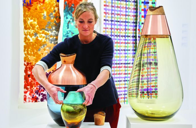 Decorex theme for 2018 is 'Blank Canvas'