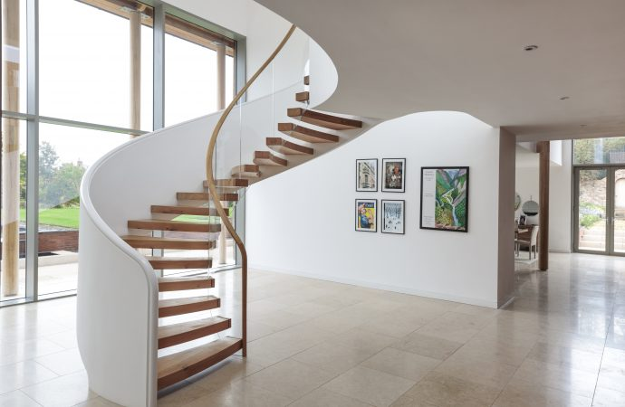 Talk to Bisca about staircase design