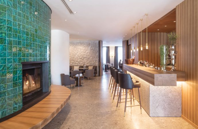 Local traditions combine at The Faloria Mountain Spa Resort