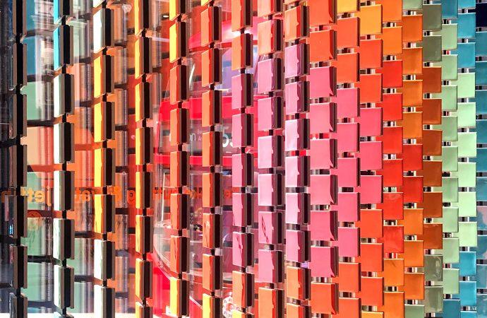 ALEKSA studio x Solus: creating colourful tile magic