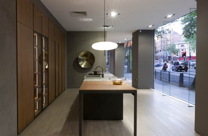 Molteni&C|Dada reopens its flagship store on Shaftesbury Avenue after refurbishment