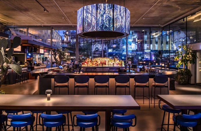 Arcade Food Theatre is mid-century modernist masterpiece