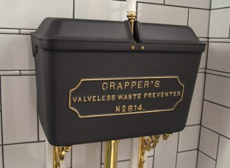 Thomas Crapper adds contemporary touch with new range