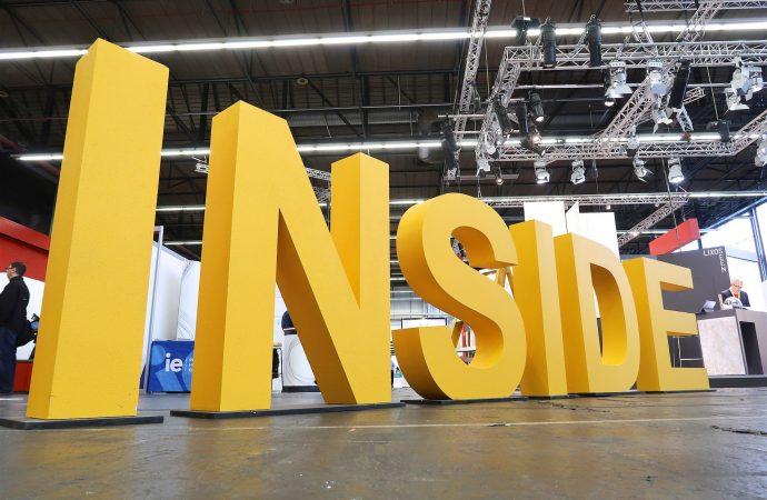Festival vibes at INSIDE World Festival 2019