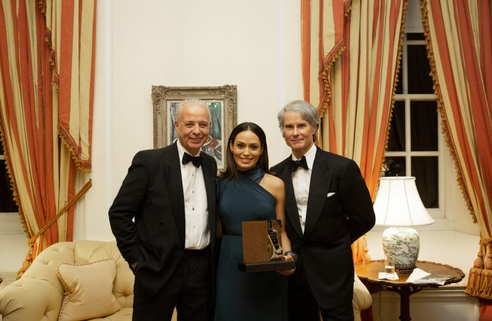 Daun Curry makes 23rd Andrew Martin International Interior Designer of the Year