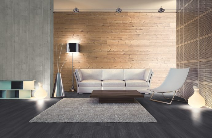 DOMOTEX 2020 showcases integrated flooring, wall and ceiling design