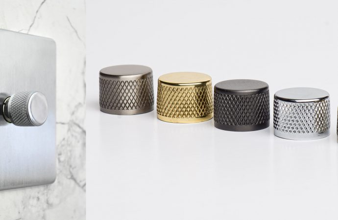 A world of Knurled from M Marcus