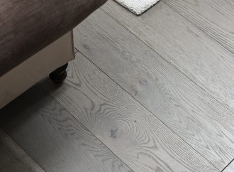 Driftwood Grey wooden floor from Junckers