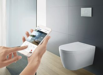The new generation shower-toilet from Duravit