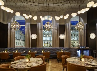 MWAI reinvents restaurant and rooms for Sofitel St James