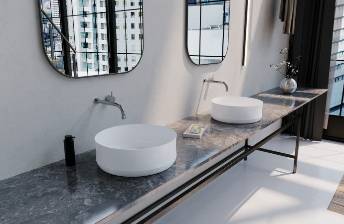 Kaldewei introduces new washbasins Ming & Miena as part of their campaign #NationalUnion