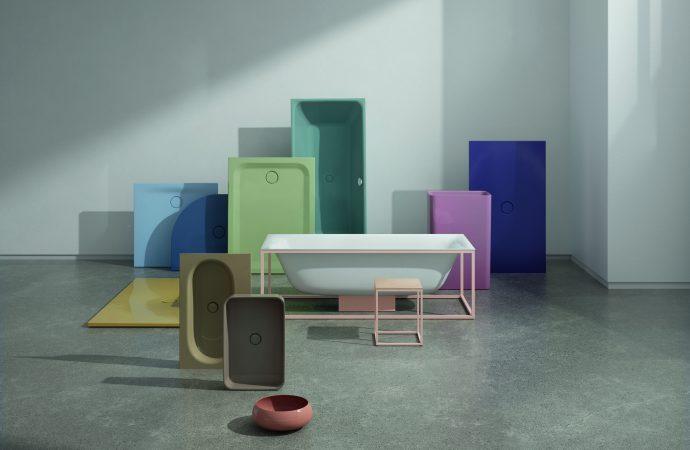 Bette – over 400 colours for bathroom inspiration