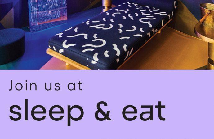 Sleep & Eat Virtual Event 2020