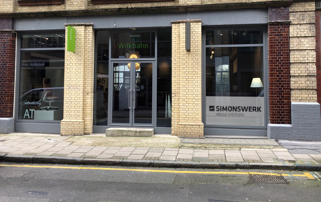 SIMONSWERK UK Announce New London Showroom