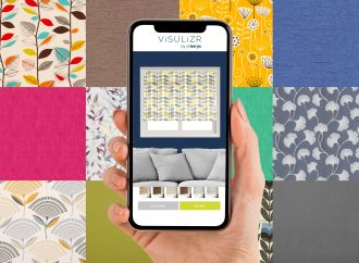 Terrys partner with interior designer Linda Barker to launch the ViSULiZR app