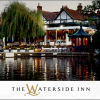 Hamilton's 'invisible' wiring accessories allow The Waterside Inn's stunning refurbishment to take centre stage