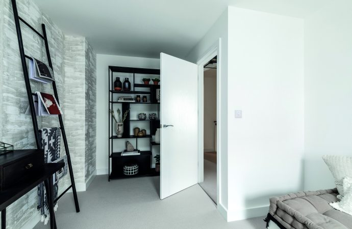 Vicaima Showcases The Timeless Elegance of white doors