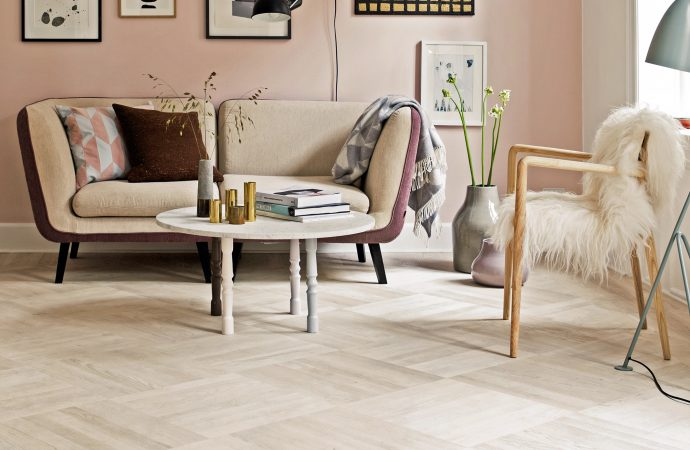 Junckers All-White Flooring